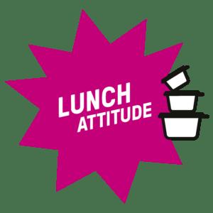 Lunch Attitude - Mon repas dans ma box